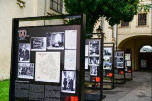 Výstava k 170. výročí Archivu hl. m. Prahy v areálu Klementina